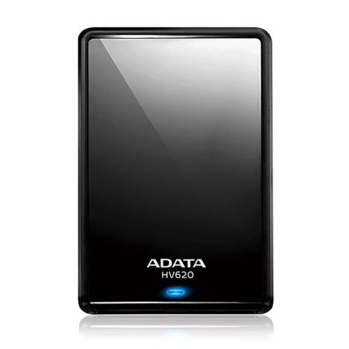 "ADATA HV620 External 2.5"" 1TB USB 3.0 Portable - Black Image"