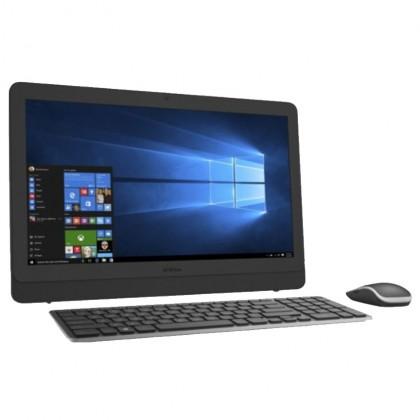 "Dell Inspiron 20 3064 All In One Desktop Pc (I3-7100U 2.40GHZ,1TB,4GB,HD620,19.5"" IPS,WC,WIFI,W10) Black"