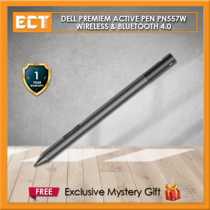 Dell Premiem Active Pen PN557W White LED Indicator Wireless and Bluetooth 4.0