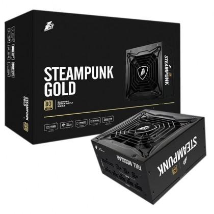 1STPLAYER SteamPunk PS-650SP 650W 80 Plus Gold Full Modular Gaming Power Supply (PSU)