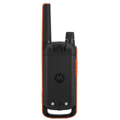 Motorola TalkAbout TLKR T82 Go Adventure Walkie Talkie (10KM)