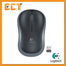 (OEM) Logitech M185 Wireless Mouse (Grey)