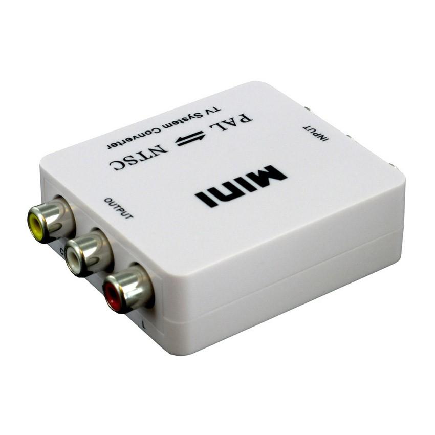 Mini Pal To Ntsc Tv System Converter