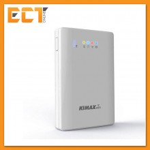 Blueendless Kimax BS-U25AWF (White) - 2.5-inch Wi-Fi HDD Enclosure with Battery
