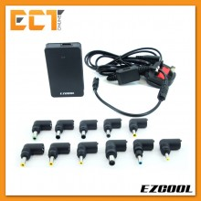 EZCOOL AD-875 65W Universal Notebook/Laptop Power Adapter with USB Charger for All HP Model Laptops