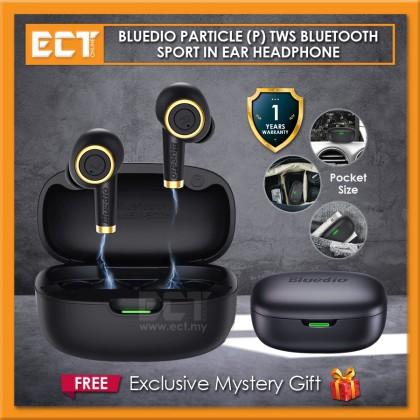 Bluedio Particle (P) TWS Bluetooth Wireless Sport In Ear Headphone