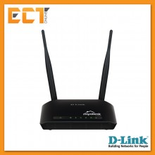 D-Link DIR-605L Wireless N300 Cloud Router Connect up to 5 Devices