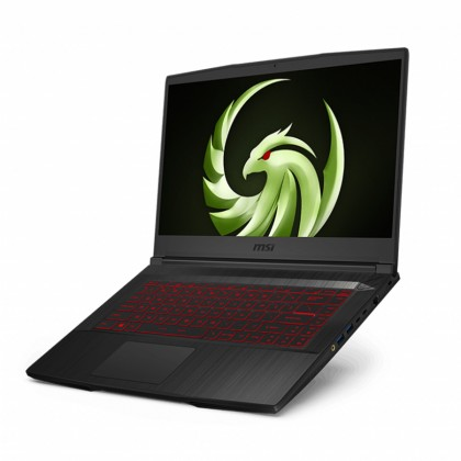 "MSI Bravo 15 A4DCR-069 Gaming Laptop (R5 4600H 4.0GHz,512GB SSD,8GB,RX 5300M 3GB,15.6"" FHD,W10)"