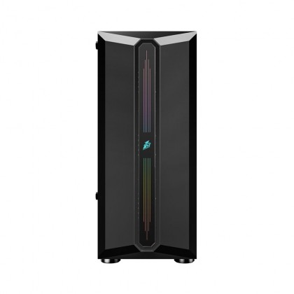 1STPLAYER Rainbow RB-3 ATX Tempered Glass Gaming Desktop PC Casing Chassis