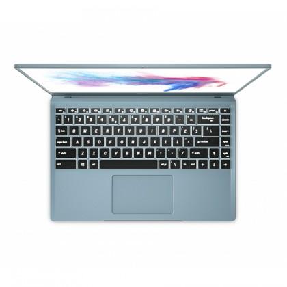 """MSI Modern 14 B10RBSW-252 Laptop (i5-10210U 4.20GHz,512GB SSD,8GB,MX350 2GB,14.0"""" FHD,W10) - Bluestone"""