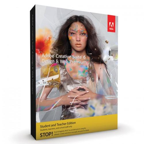 Adobe Creative Suite  Design And Web Premium Education Edition