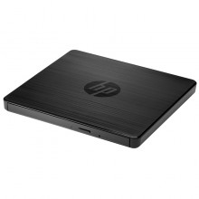Genuine HP GP60NB60 Ultra Slim Portable External 8X DVD Writer with M-DISC Support