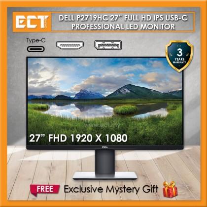 "Dell P2719HC 27"" Full HD IPS USB-C Professional LED Monitor (1920x1080)"
