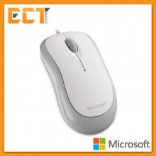 Microsoft L2 Basic Wired Optical USB Mouse - White