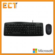 Microsoft 2SJ-00003 Wired Desktop 200 Keyboard and Mouse Combo