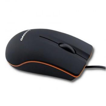 Lenovo M20 USB 3 Button 1000 DPI Wired Mini Optical Mouse
