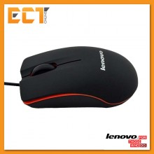 Lenovo M20 USB 3 Button 1000 DPI Wired Mini Optical Mouse