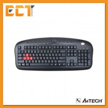 A4Tech KB-28G Gaming Wired USB Keyboard (Black)