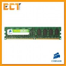 Corsair ValueSelect 1GB DDR2 667MHZ (PC2-5300) Desktop PC Memory RAM - VS1GB667D2