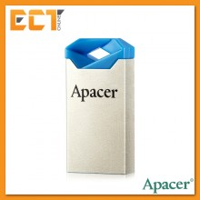 Apacer AH111 32GB Super-Mini USB 2.0 Flash Drive/Thumb Drive - Blue