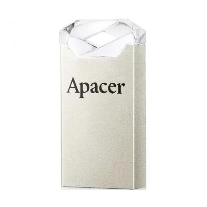 Apacer AH111 32GB Super-Mini USB 2.0 Flash Drive/Thumb Drive - Crystal