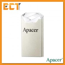 Apacer AH111 32GB Super-Mini USB 2.0 Flash Drive/Thumb Drive - Crystal