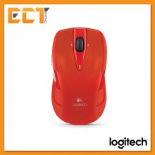Logitech Bluetooth Wireless Mouse M545 (Red)