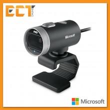 Microsoft Lifecam Cinema 720p HD Webcam for Business (Black)