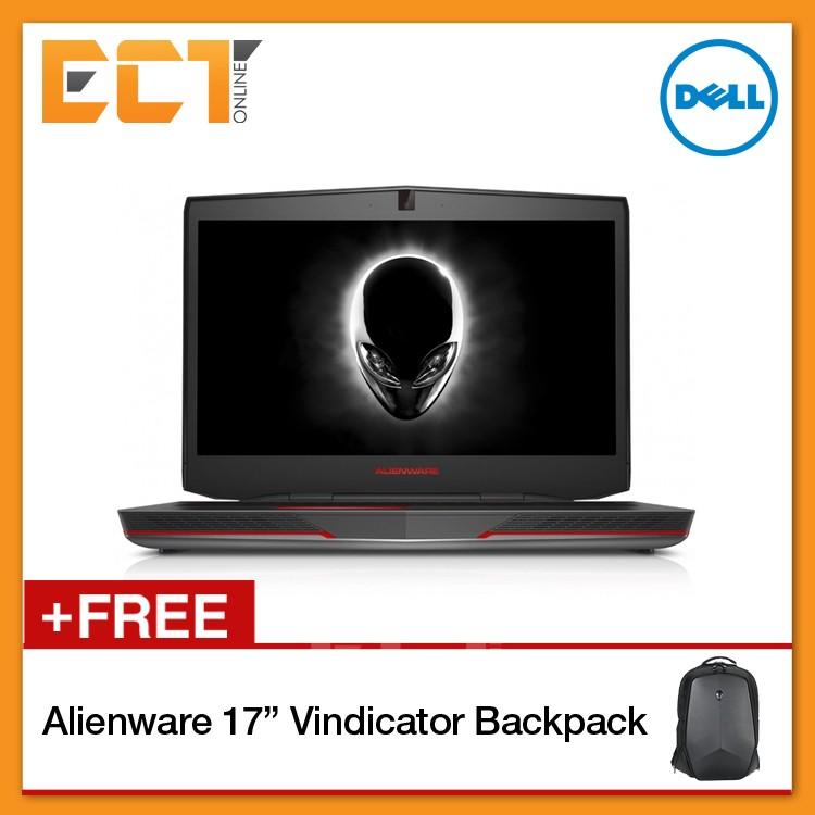 Dell Alienware 17 R3 Gaming Notebook (i7-6700HQ 3 50Ghz,1TB+256GB SSD,16GB  DDR4,GTX980M-8GB DDR5,17 3inch FHD,W10)