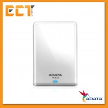 "ADATA HV620 USB 3.0 1TB 2.5"" Portable External Hard Disk Drive (White)"