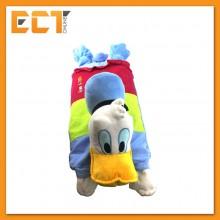 Green A Toto 3D Cuties Donald Duck Children/Adult Pillowcase Buckwheat - Colors Random (Big)