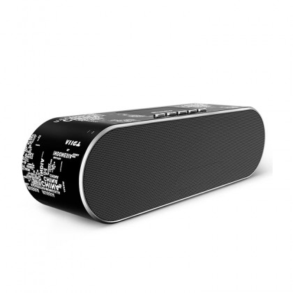 Bluedio AIR-AS Wifi Bluetooth 4.1 with 3D DSP Sound Effect Speaker (Black)