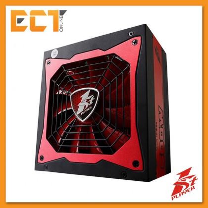 1STPLAYER Black Widow ATX 500W 80 Plus Bronze Gaming Power Supply (PS-500AX)