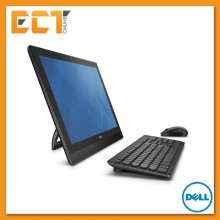 "Dell Inspiron 20-3043T-5445SG All In One (Intel Pentium QC N3540,500GB,4GB,19.5"" Touch LED,W8.1)"