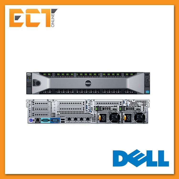 Dell Poweredge R730XD Rack Mount Server (2 x E5-2680 v3, 2 x 600GB 10K SAS,  24 x 16GB RDIMM DDR4)