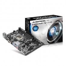 Asrock H81M-VG4 LGA1150 Motherboard For Intel [mATX] - Bulk Pack