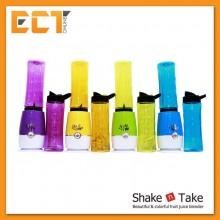 Shake N Take 3 Juice Smoothie Blender with 2 Sport Bottles (Blue)