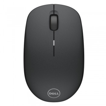 Dell WM126 1000 dpi Wireless Optical Mouse - Black