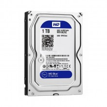 "Western Digital 3.5"" 1TB Caviar Blue Internal Hard Disk (WD10EZRZ)"