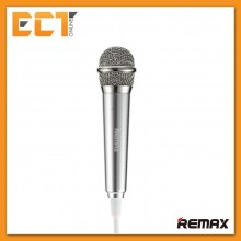 Remax RMK-K01 Singsong K Mini Microphone For Apple and Android Device (Silver)