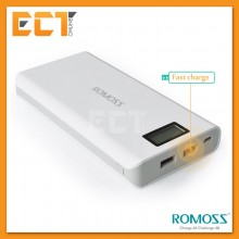 Genuine Romoss Solo 6 Plus 16000mAh Power Bank with Smart LCD Display