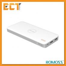 Romoss Polymos 10 Air 10000mAh Li-Polymer Power Bank - White