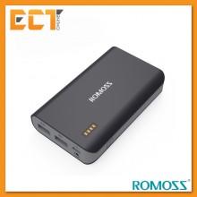 Romoss Sense X Quick Charge 3.0 (QC3.0) 10000mAh Li-Polymer Power Bank - Black