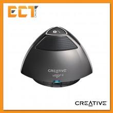 Creative Woof 2 Portable Micro Bluetooth Wireless Speaker (Grey)