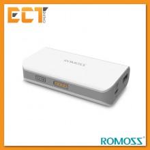 Romoss Solo 2 4000mAh Li-Polymer Power Bank - White