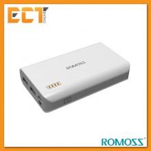 Romoss Solo 3 6000mAh Li-Polymer Power Bank - White