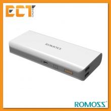 Romoss Solo 5 10000mAh Li-Polymer Power Bank - White