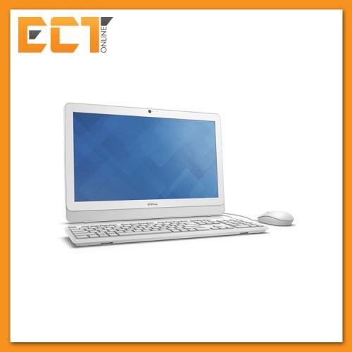 Dell Inspiron 20 3000 Series 3059 Aio Desktop Pc Core I3 6100u 500gb 4gb 19 5inch Win 10 White
