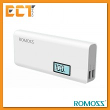 Romoss Solo 5 Plus 10000mAh Li-Polymer Power Bank - White
