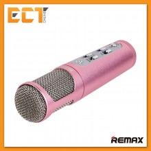 Remax RMK-K02 Noise Canceling Microphone For Apple and Android Device (Pink)